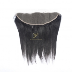 JiFanYao Hot Selling 100% Raw Hair 13*4 Lace Frontal STRAIGHT