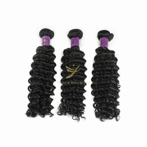 JiFanYao WHOLESALE 100% human hair Deep Wave