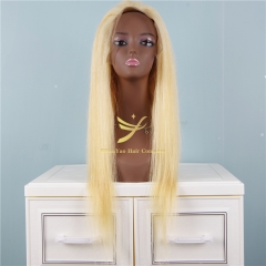 WHOLESALE 613 Natural Straght Full lace wig