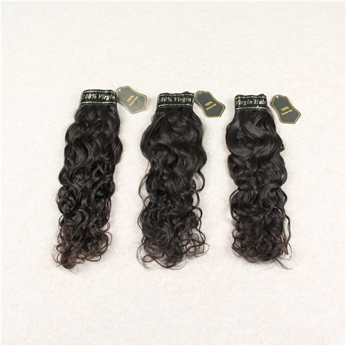 100% Raw Virgin Hair Natural Wave