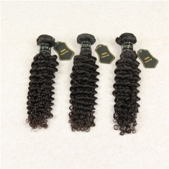 100% Raw Virgin Hair Deep Wave