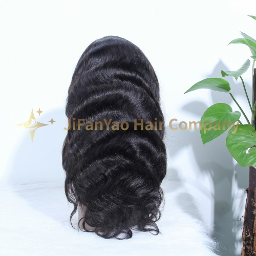 JIFANYAO HAIR 5D NANO 13*4 lace frontal 180% density