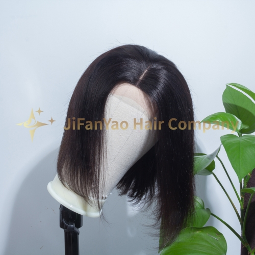 JIFANYAO HAIR Bob wig straight hair wig 180% density