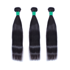 JIFANYAO HAIR top virgin green hair bundle straight hair