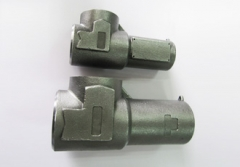 Safety relief valve body