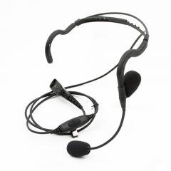 頭戴式簡便戰術耳機