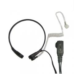 聲控骨傳導喉震耳機