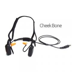 顴骨傳導降噪耳機