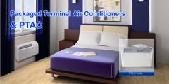 PTAC package air conditioner