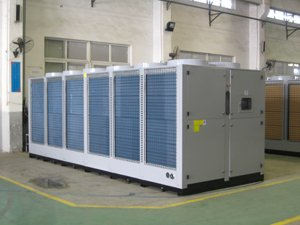 screw water chiller