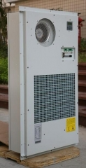 air condtiioner with heat exchanger
