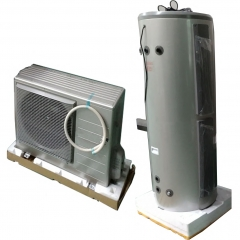 CO2 (R744) heat pump