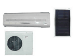 solar termal air conditioner split