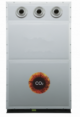 co2 hot air system