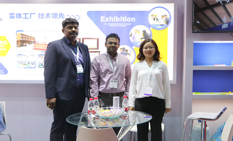 Our Company was invited to the Intermodal Asia
