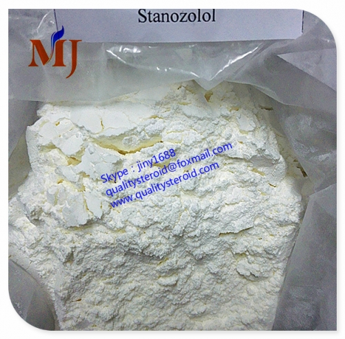 Stanozolol/Winstrol tablet coarse powder