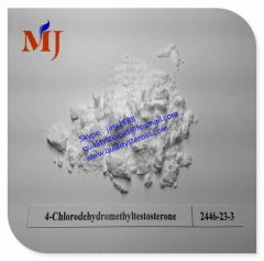 4-chloro dehydro methyltestosterone/Turinabol