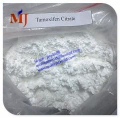 Tamoxifen Citrate Nolvadex Antitumor drugs raw material