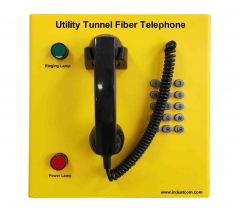 Utility Tunnel Telephone