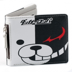 Anime Game Danganronpa: Trigger Happy Havoc PU Short Wallet
