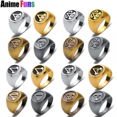 16 Style Assassins Creed Ring Ezio Revelations Desmond Miles Connor Kenway Jewelry
