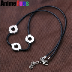 Hot Anime Naruto Uchiha Itachi Choker Necklace