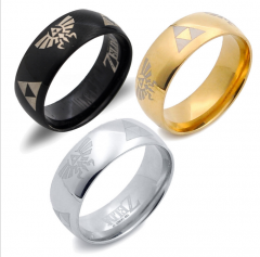 Game The Legend of Zelda Triforce Rings