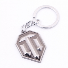 WOT Game Related Products World of Tanks Keychain
