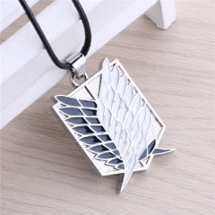 Anime Attack On Titan Scouting Legion Collier Necklace