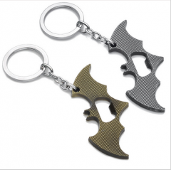 New Arrival Batman Bottle Opener Keychain Movie Jewelry Souvenirs