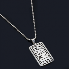Hot Game Overwatch Necklaces OW Jesse Mccree Pendant Birthday Gift