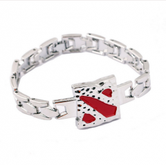 Game Dota 2 Logo Bracelet Fashion Alloy Bracelet Wristband