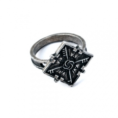 Hot Game Dishonored 2 Emily Logo Cosplay Ring Wedding Engagement Ring