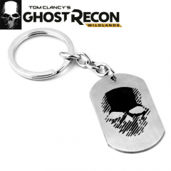 Hot Game Tom Clancys Ghost Recon: Wildlands Pendant Necklace Keyring