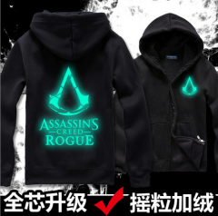 Game Assassin's Creed Fluorescence Winter Hoodies