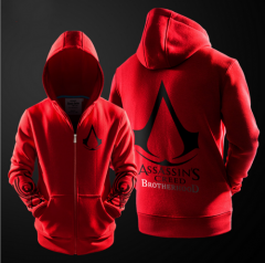 Game Assassin's Creed Winter Hoodies Sweatshirt Men Casual Male Jackets Hoody