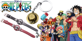 Anime One Piece Jewelry Series