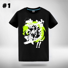 11 Types Game Overwatch Logo T-shirt Hero Hanzo Genji DVA Mccree Soldier 76 Nice Gifts for friends