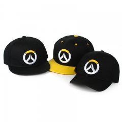 Game Overwatch Baseball Cap Snapback Hat Adjustable Hip-hop Caps For Men Women