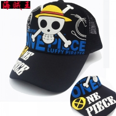 20 types Game Overwatch Baseball Cap Anime One Piece Attack on Titan Naruto Black Butler Snapback Hat