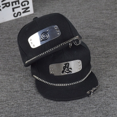 9 types Anime Naruto Baseball Cap Ninja Logo Snapback Hat Adjustable Hip-hop Caps For Men Women Fans