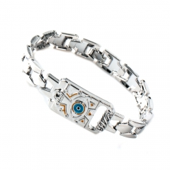 Game The Legend of Zelda: Breath of the Wild Bracelet Eye Logo Trendy Metal Bangle