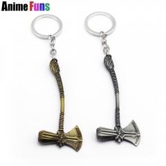 Movie Avengers: Infinity War Thor Stormbreaker Model Keychain