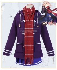 FGO Fate/Grand Order Mysterious Heroine X alter Assassin Servant Cosplay Uniform