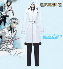 Tokyo Ghoul:re Kaneki Ken Cosplay Costume Man Male Clothes Sets