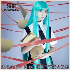 Hôseki no kuni Land of the Lustrous All Member Diamond Bort Cosplay Costume Summer Uniform