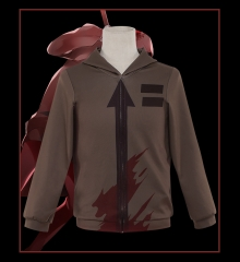 Angels of Death Isaac Foster Zack Cosplay Costume Uniform Cloth Suits Women Men Jacket Coat