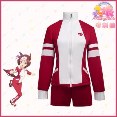 Uma Musume: Pretty Derby Cosplay Costume Special Week School Uniform Sportswear Suits