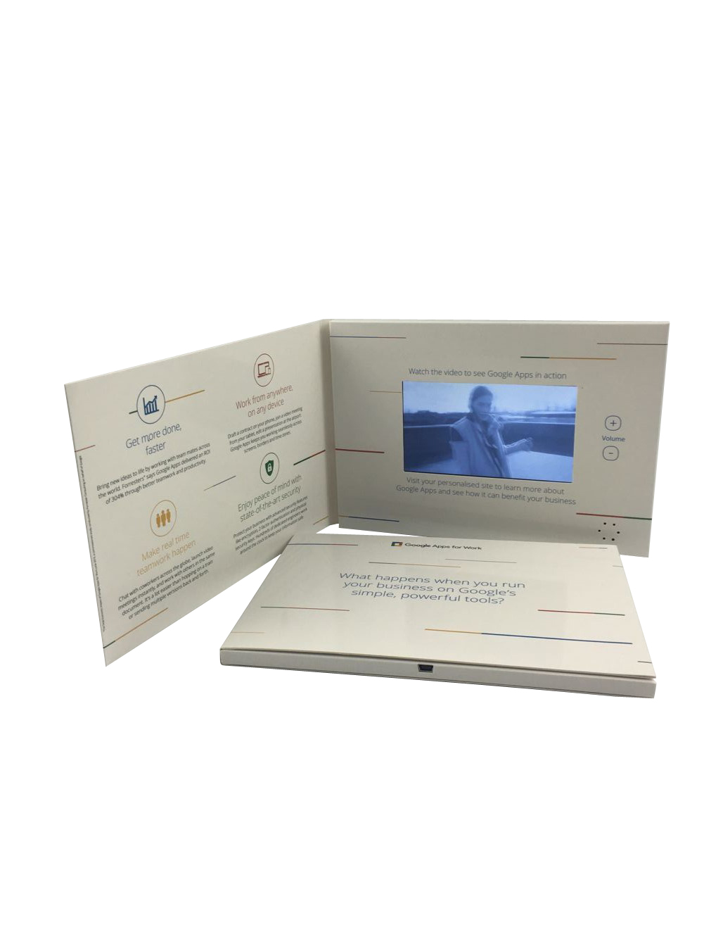 5inch Video Greeting Cardevent Giveaways