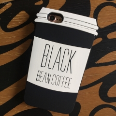 Kase per Iphone BLACK Coffee